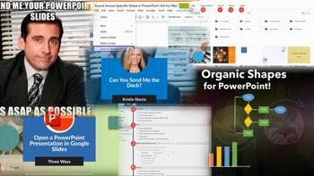 PowerPoint and Presenting News: October 5, 2021