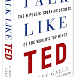 Talk Like TED: Conversation with Carmine Gallo