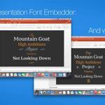 Presentation Font Embedder: Conversation with Ari Leviatan