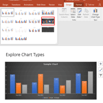 Chart Styles in PowerPoint 2016 for Windows
