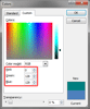 Working with RGB Colors in PowerPoint 2010 for Windows