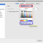 Working with RGB Colors in PowerPoint 2011 for Mac