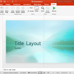 Guides in PowerPoint 2016 for Mac