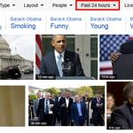 Bing Images Search by Date