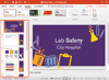 Slides Pane in PowerPoint 365 for Mac