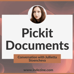 Pickit Documents: Conversation with Jullietta Stoencheva