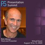 Presentation Summit 2020: Conversation with Rick Altman