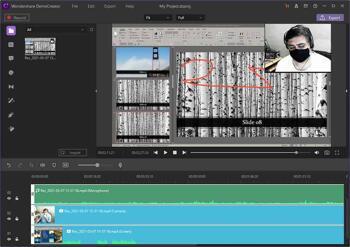 Wondershare DemoCreator PowerPoint Screen Recorder: The Indezine Review