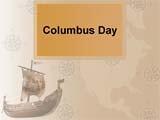 Columbus Day PowerPoint Presentation