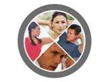 Four Segment Circle