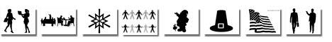 Silhouettes for PowerPoint