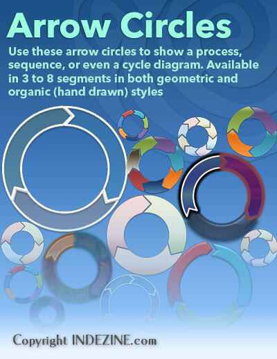 Arrow Circles