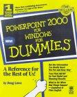 PowerPoint 2000 for Windows for Dummies