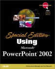 Special Edition - Using Microsoft PowerPoint 2002