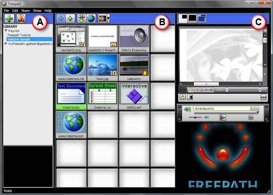 Freepath Interface