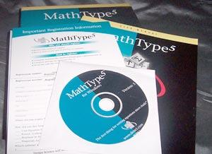 MathType, in the box