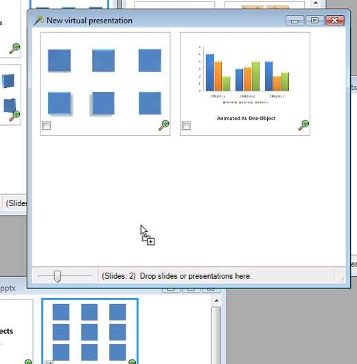 New Virtual Presentation