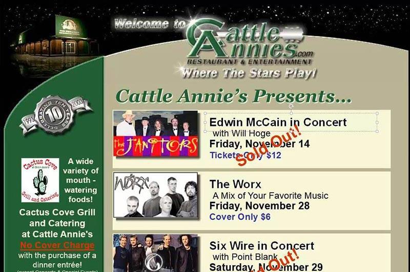 Cattle Annie's
