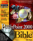 PowerPoint 2000 Bible