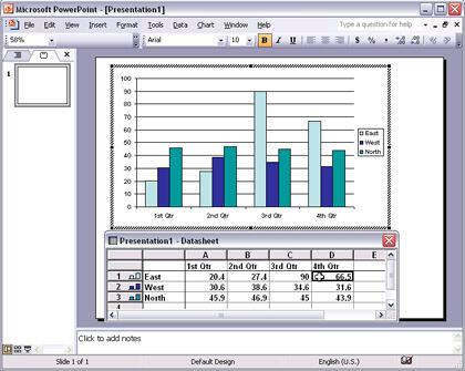 Datasheet values
