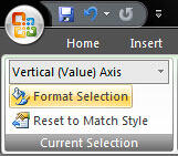 Format selection