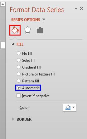 Format Data Series Task Pane