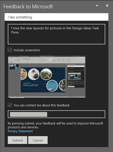 Send Microsoft a smile