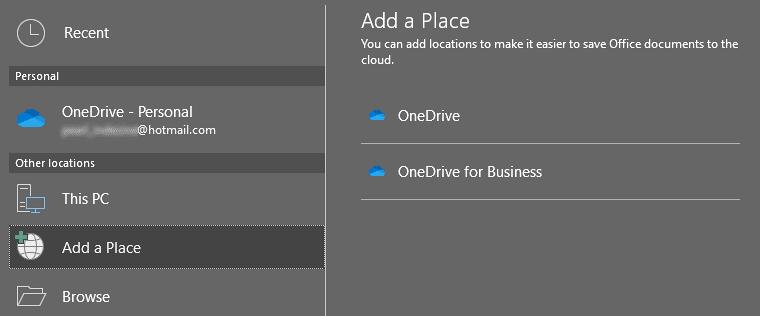 Add a Place