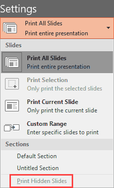 What do you want to print?