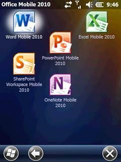 PowerPoint 2010 Mobile