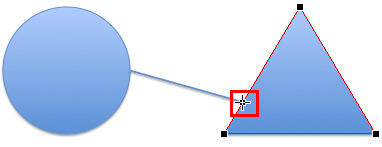 Cursor changed to a combo square-crosshair