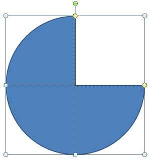 Pie shape