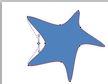 Editing vertexes