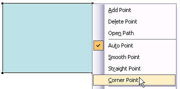 Corner Point option<br />Corner Point option<br />Corner Point option<br />Corner Point option<br />Corner Point option<br />