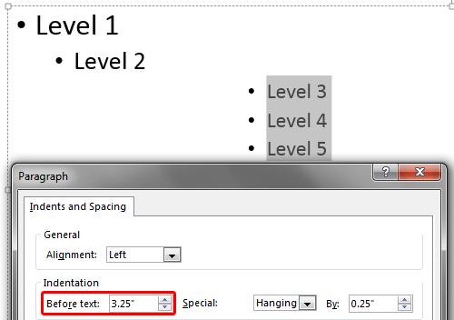 Before Text value changed