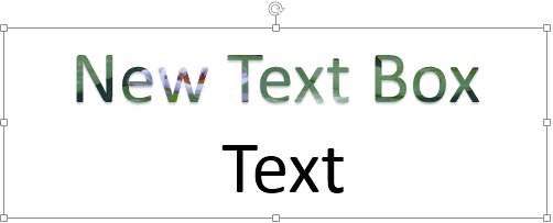 New text gets formatted as existing text