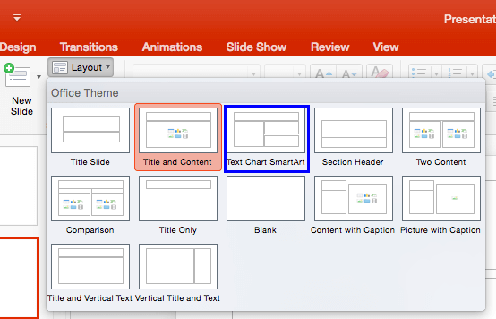 Custom Layout added with new placeholders