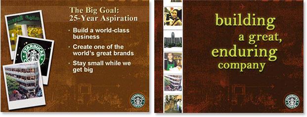 Slide Makeover for Starbucks