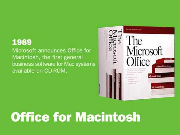 Office for Macintosh