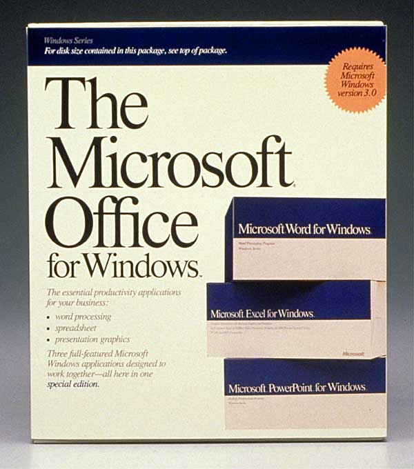 The Microsoft Office for Windows