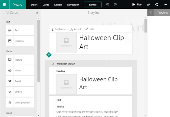 File imported into Sway
